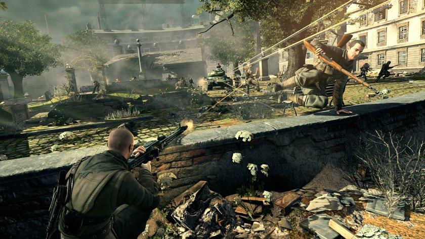 Рецензия на Sniper Elite V2 | Канобу - Изображение 5883