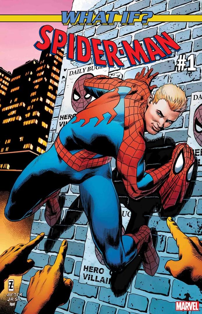 Что еслибы Питер Паркер стал неЧеловеком-пауком, аКарателем?   Канобу - Изображение 740