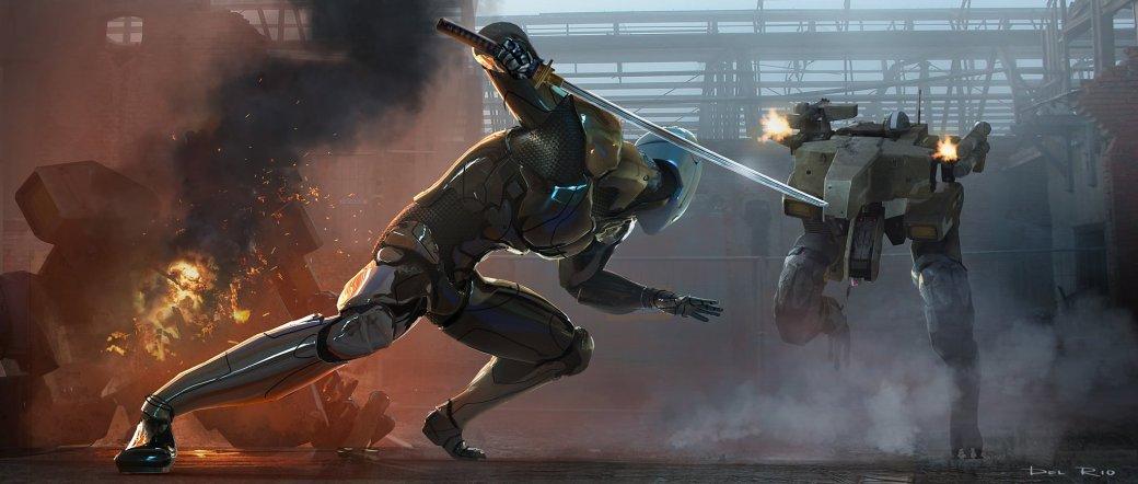 Замечательные фанарты к31-летию Metal Gear отрежиссера ееэкранизации | Канобу - Изображение 2
