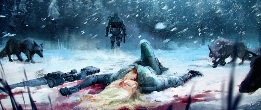 Замечательные фанарты к31-летию Metal Gear отрежиссера ееэкранизации | Канобу - Изображение 6