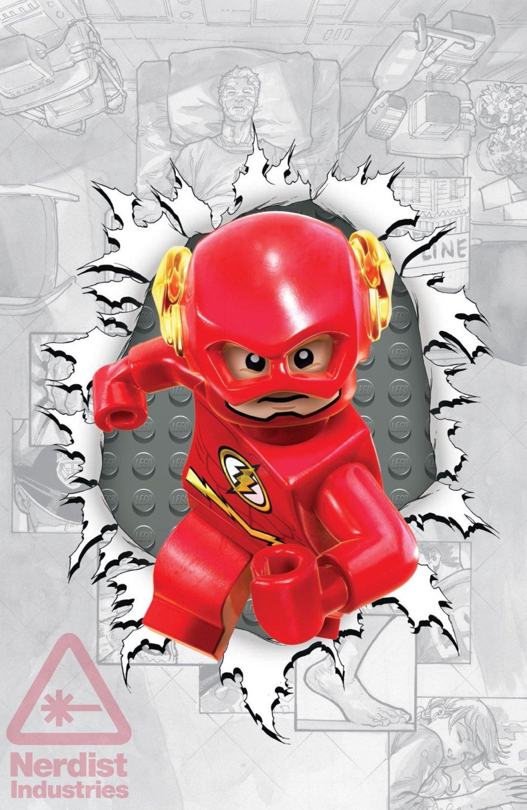 LEGO украшает комиксы DC  | Канобу - Изображение 4