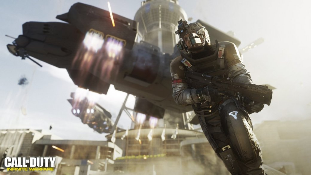 Activision не волнует плохая реакция на трейлер Infinite Warfare