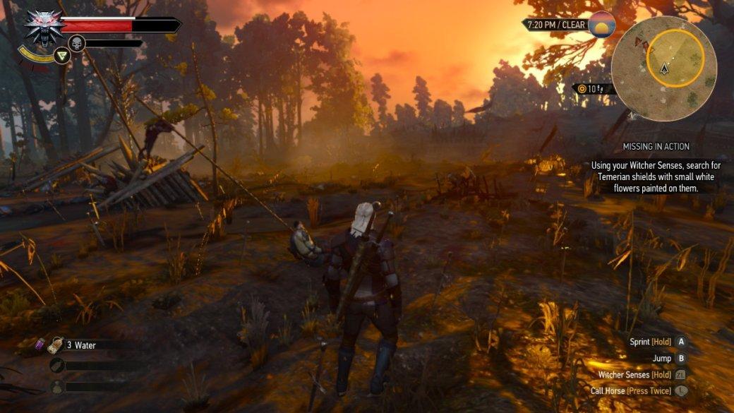 Обзор «Ведьмак 3: Дикая Охота» для Nintendo Switch — стабильные 30 FPS и29 гигабайт «веса» | Канобу - Изображение 144