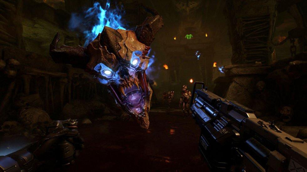 Очень красиво, но играть невозможно. Что думают критики о Doom VFR. - Изображение 5