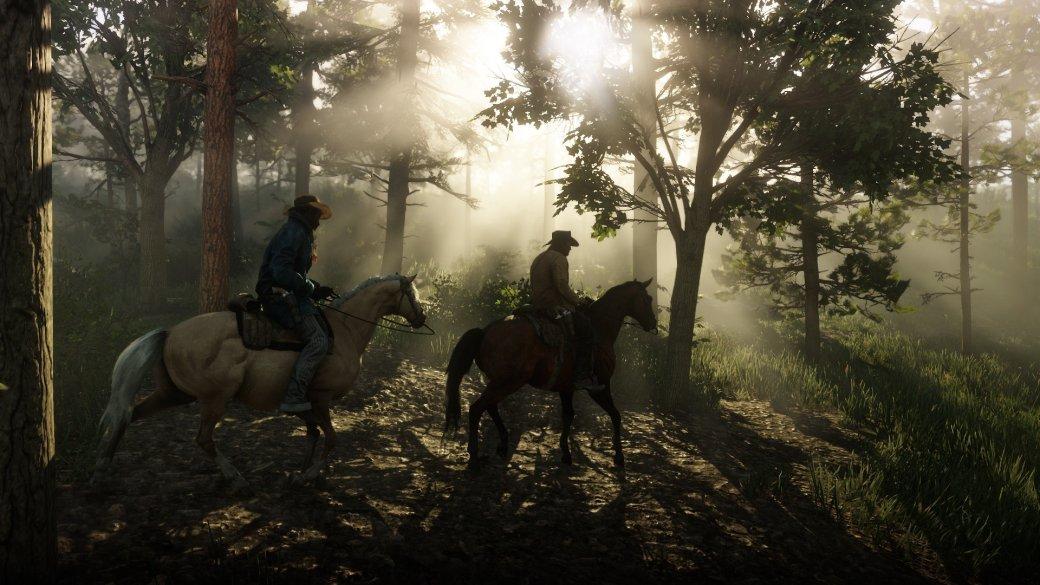 10 фактов о Red Dead, Red Dead Redemption и Red Dead Redemption 2, которые выдолжны знать  | Канобу - Изображение 855