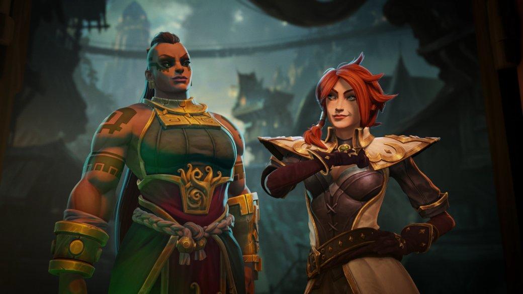 «Несервис, ноодиночная сюжетная RPG». Интервью сRiot Forge— обигре Ruined King | Канобу