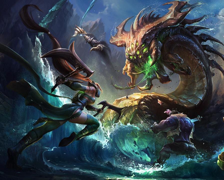 «Цель у Riot Games одна: League of Legends – спорт на десятилетия»   Канобу - Изображение 5