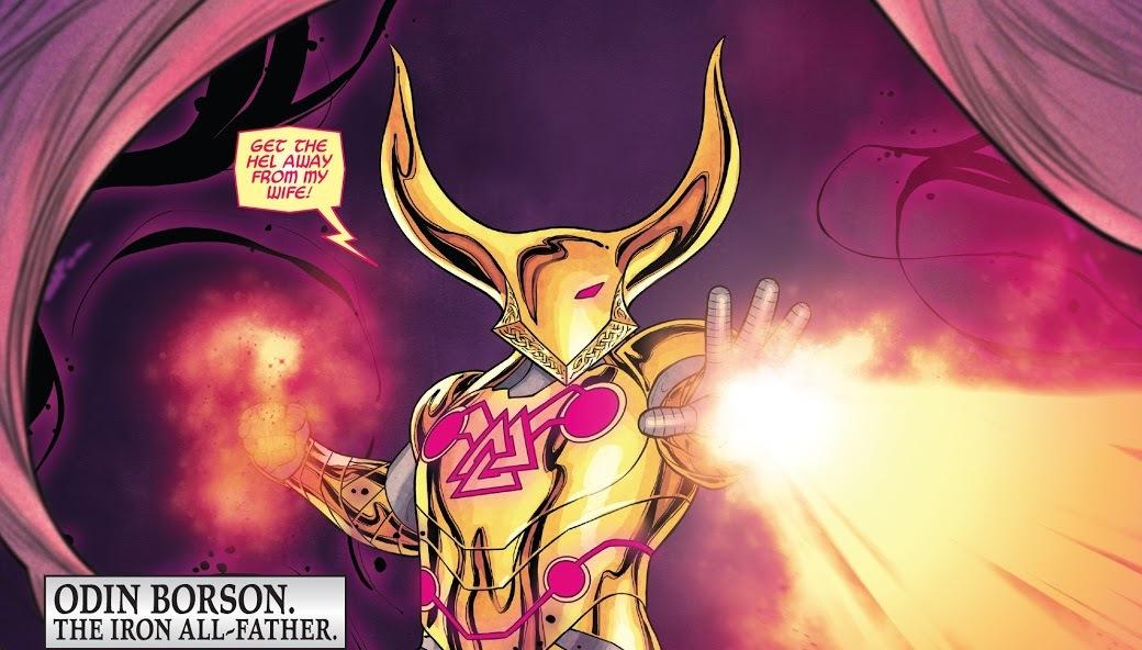 Один— Железный человек! Взгляните накрутую броню, которую Тони Старк сделал для правителя Асгарда | Канобу - Изображение 0