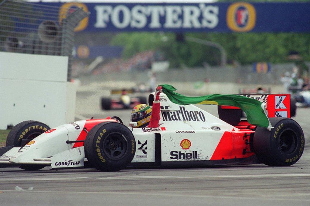 Легенда «Формулы-1»: жизнь итрагедия Айртона Сенны | Канобу - Изображение 1004