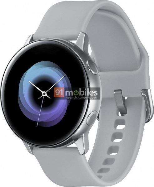 ВСети появилось фото смарт-часов Samsung Galaxy Sport— круглая копия Apple Watch cNFC иBixby | Канобу - Изображение 10241