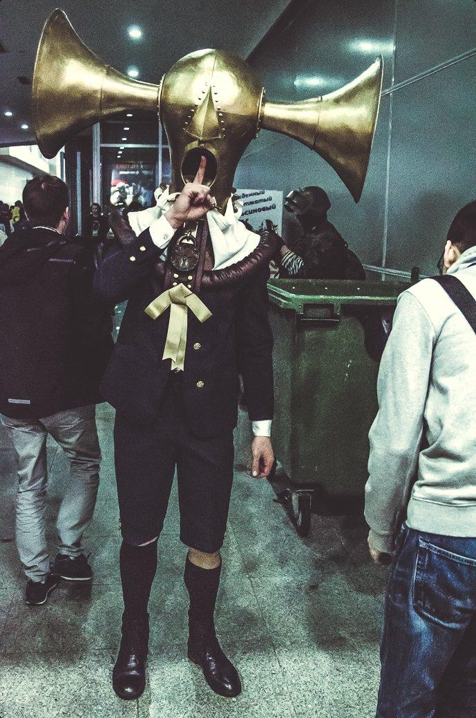ФОТО. Косплей на«ИгроМире 2017» иComic Con Russia 2017. - Изображение 76