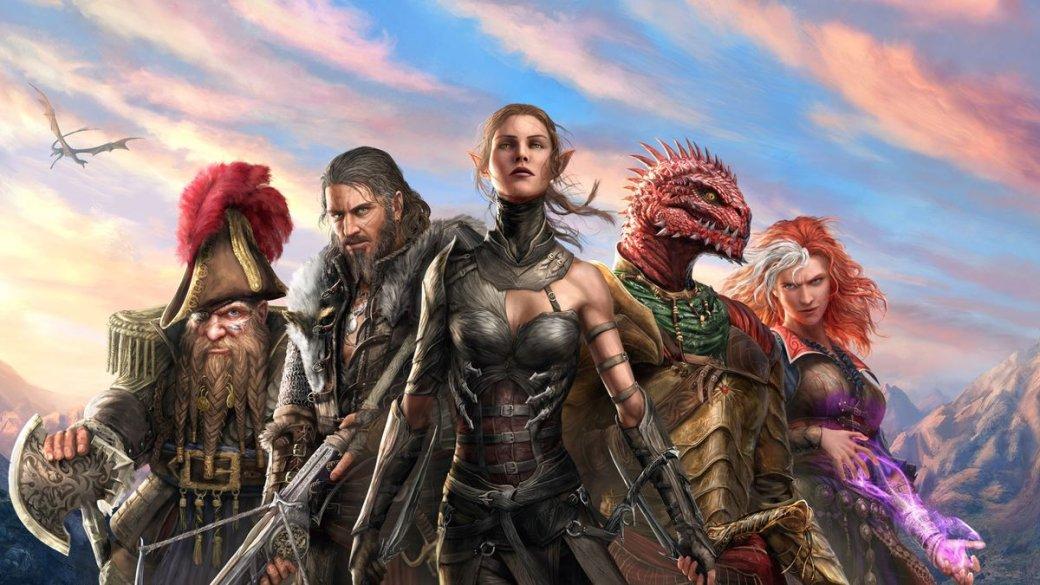 Топ-20 западных RPG— отKingdom Come: Deliverance доThe Elder Scrolls 5: Skyrim | Канобу - Изображение 20