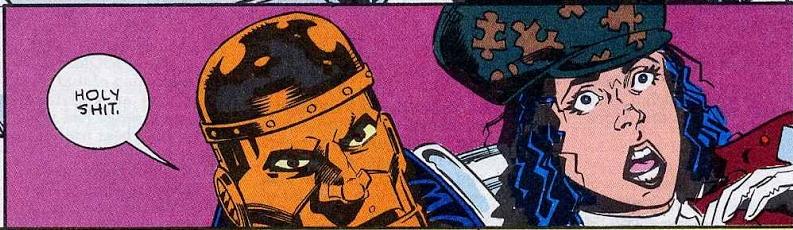 Doom Patrol— вспоминаем историю одной изсамых необычных команд вкомиксах DC | Канобу - Изображение 3