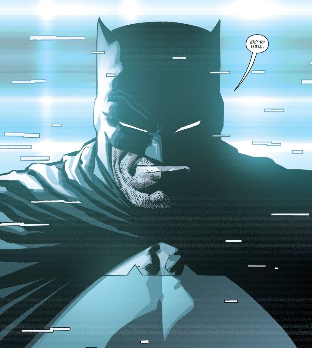 The Dark Knight: что нетак скомиксами Фрэнка Миллера про Бэтмена? | Канобу - Изображение 19