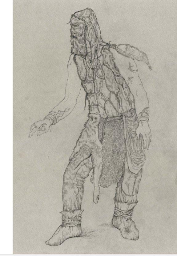 Эскизы костюмов для «Викинга» навевают ужас | Канобу - Изображение 2077