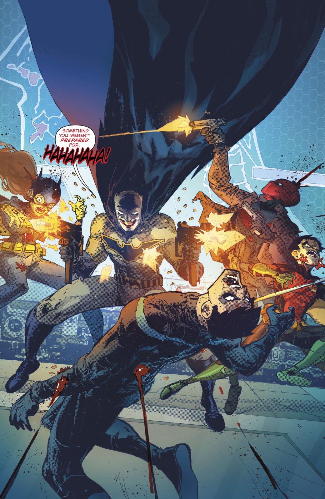 Как появился злой Бэтмен-Джокер изDark Nights: Metal? | Канобу - Изображение 2