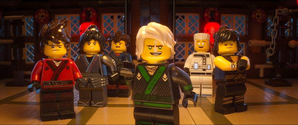 Рецензия на «Лего Ниндзяго Фильм». - Изображение 2