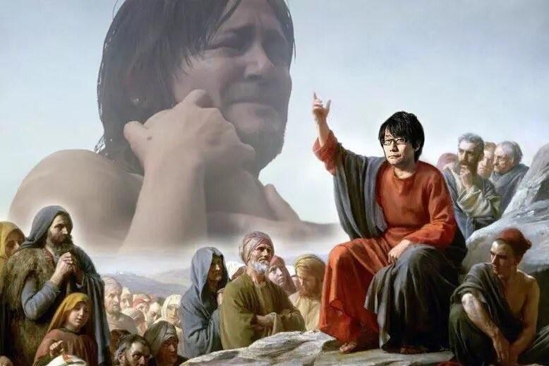 Откровение господне: сам Кодзима объяснил трейлер Death Stranding!. - Изображение 1
