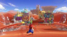 Теперь Super Mario Odyssey можно полностью пройти на ПК!