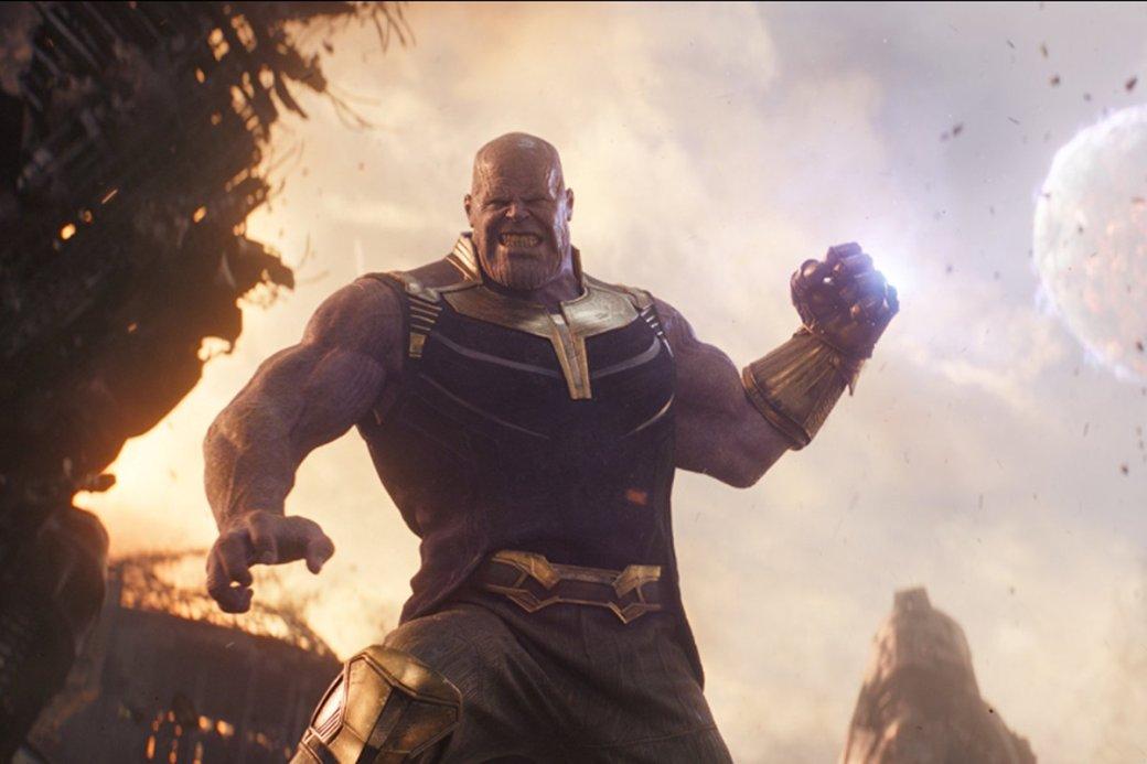 Галерея. Как менялся Танос вкиновселенной Marvel | Канобу - Изображение 9168