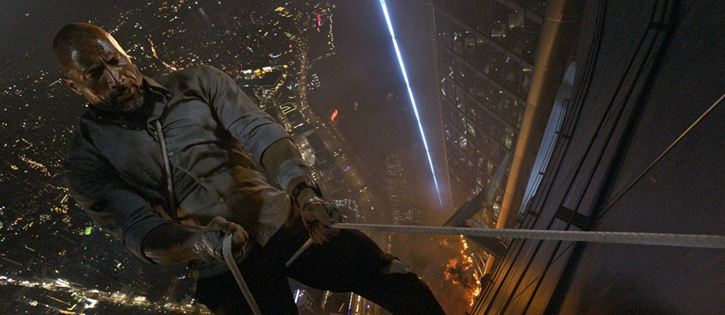 Рецензия на«Небоскреб»— фильм-катастрофу, оказавшийся просто катастрофой. - Изображение 4
