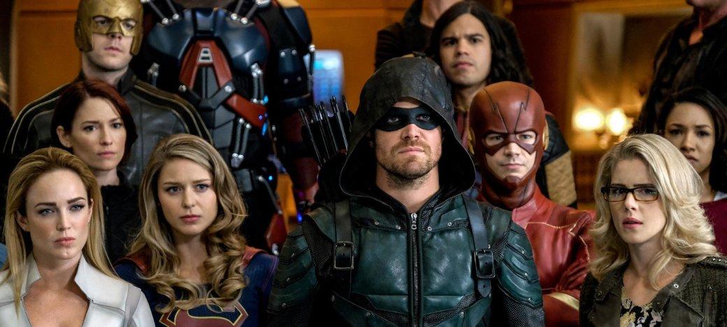 Вновом кроссовере Arrowverse будет сразу два Супермена! Нас ждет «Кризис наБесконечных Землях» | Канобу - Изображение 1