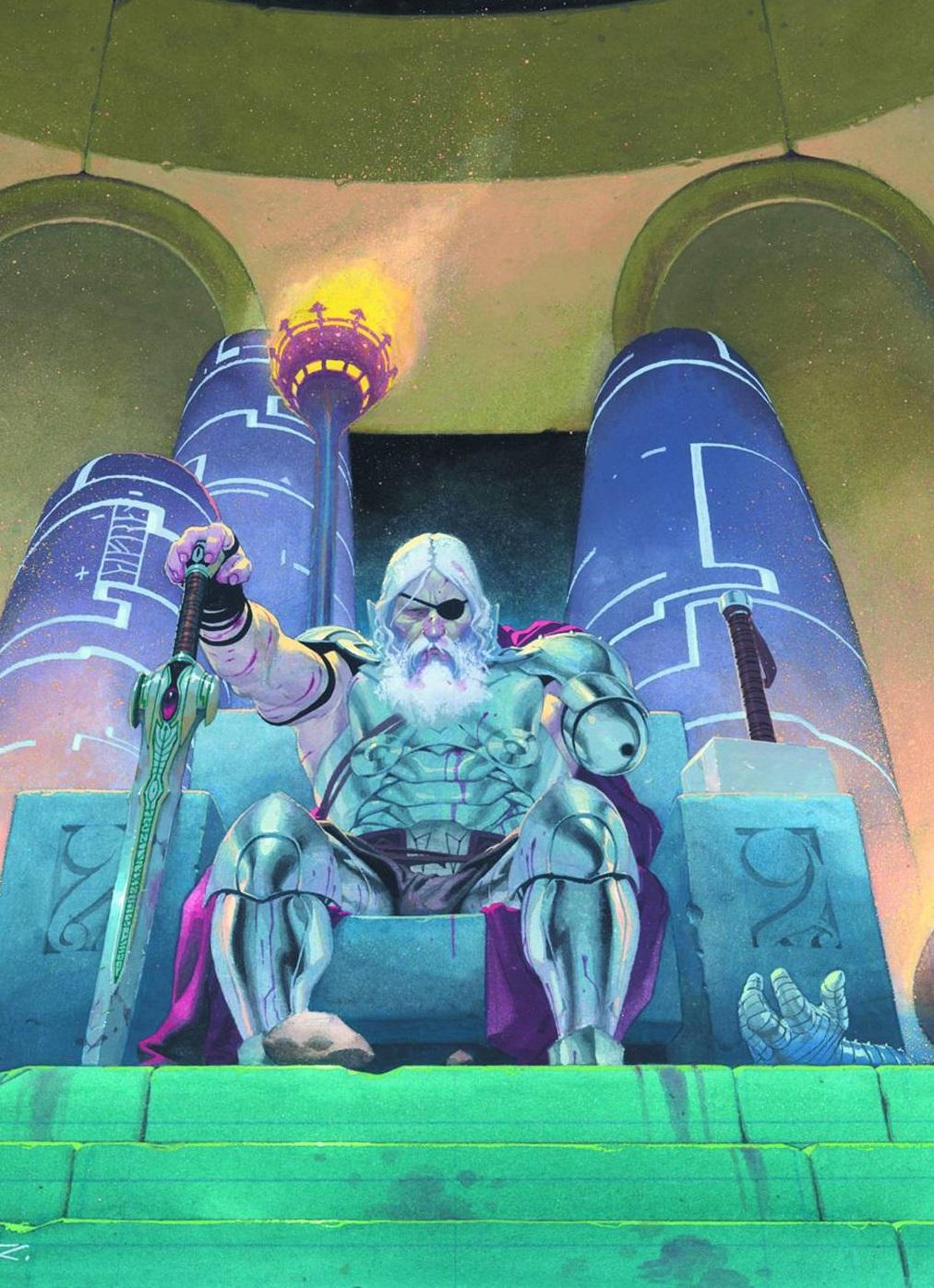 10 безумных версий Тора вкомиксах Marvel. - Изображение 11