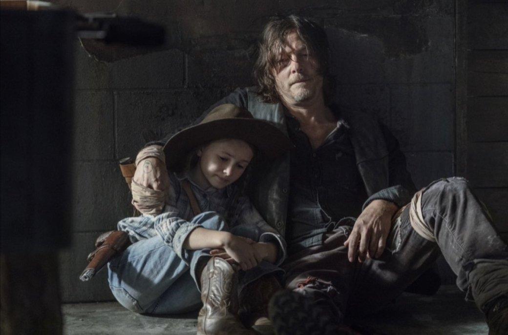 7 незабываемых моментов 10 сезона «Ходячих мертвецов». Внезапные смерти, предательства и возвращения | Канобу - Изображение 1644