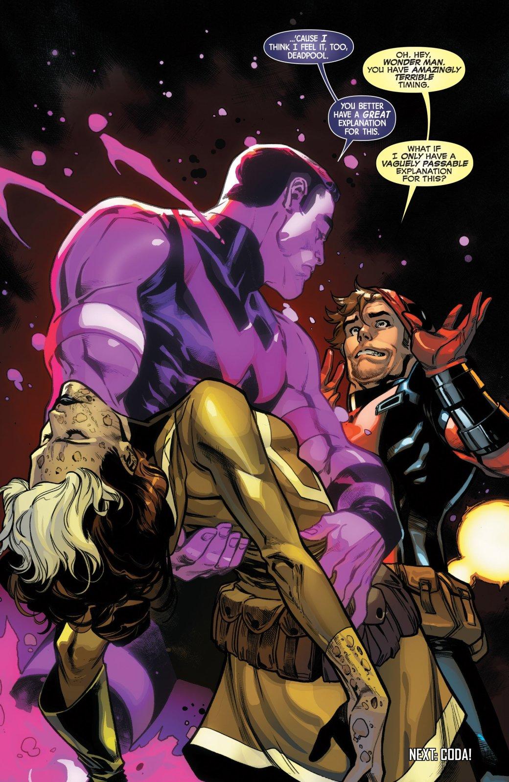 Благодаря Дэдпулу один из Мстителей смог вернуться к жизни | Канобу - Изображение 12215