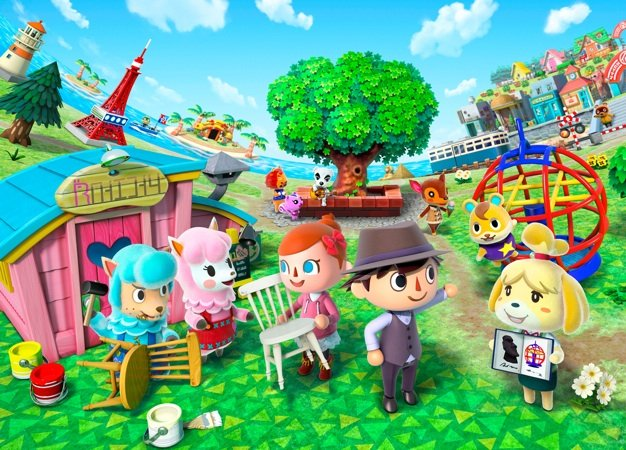Animal Crossing: New Leaf (3DS) | Канобу