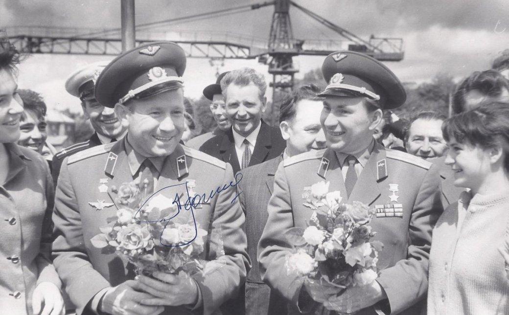 52 года назад человек впервые вышел вкосмос. История Алексея Леонова | Канобу - Изображение 2358
