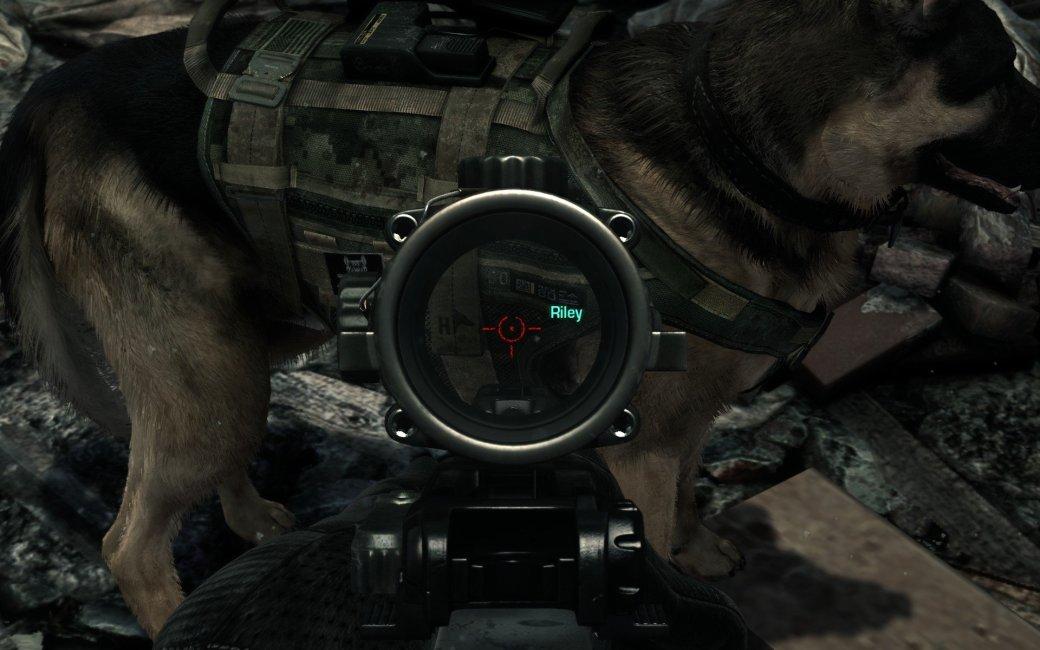 В Call of Duty: Ghosts для PC появилась шерсть нового поколения  | Канобу - Изображение 36