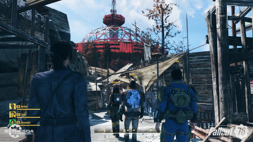 E3 2018: Западная Вирджиния напервых официальных скриншотах Fallout76 | Канобу - Изображение 6479