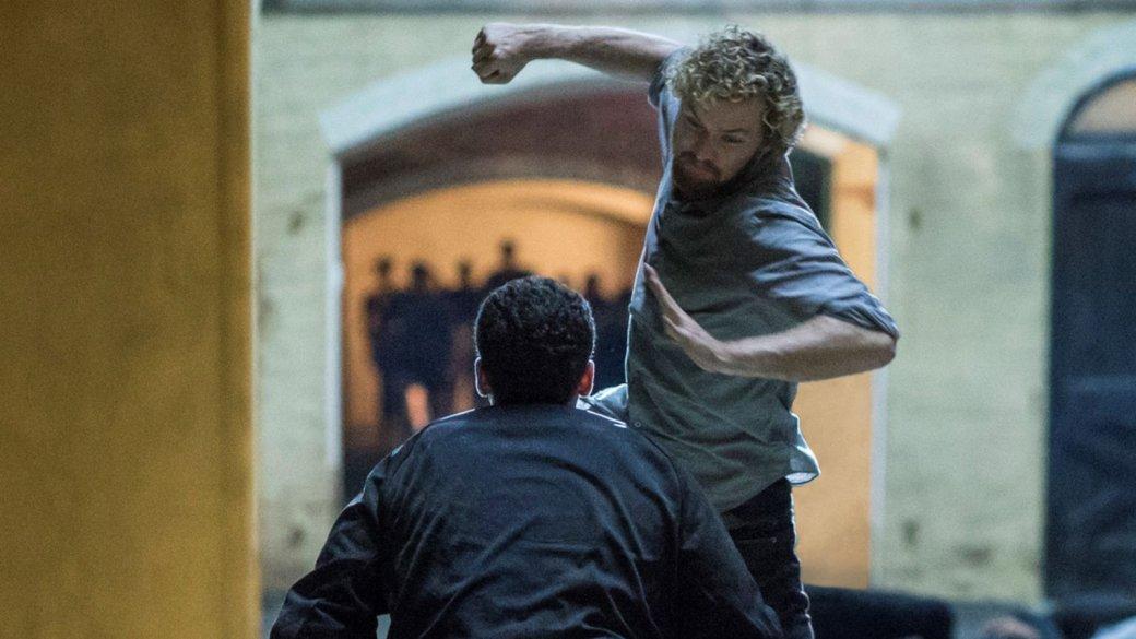 Критики единодушны: «Железный кулак» —первый провал Netflix | Канобу - Изображение 669