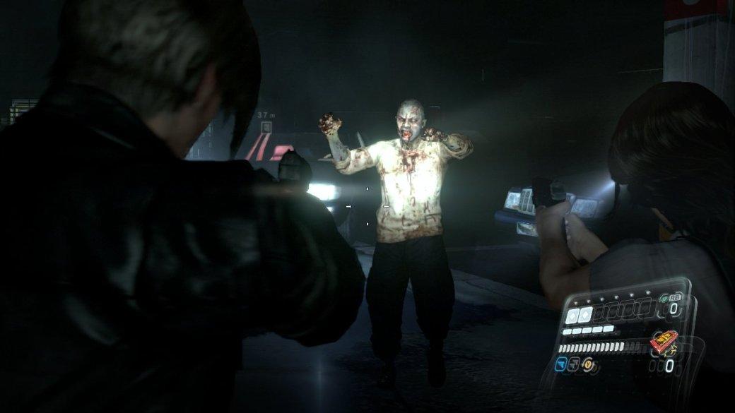 Рецензия на Resident Evil 6