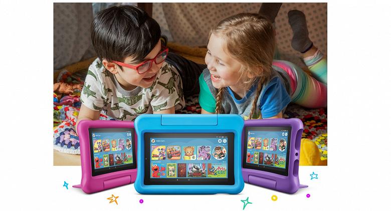Amazon обновила взрослые идетские бюджетные планшеты All-New Fire 7и7Kids Edition   Канобу - Изображение 2550