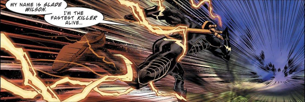 Жажда скорости: как изачем Дефстроук похитил способности Флэша? | Канобу - Изображение 9736