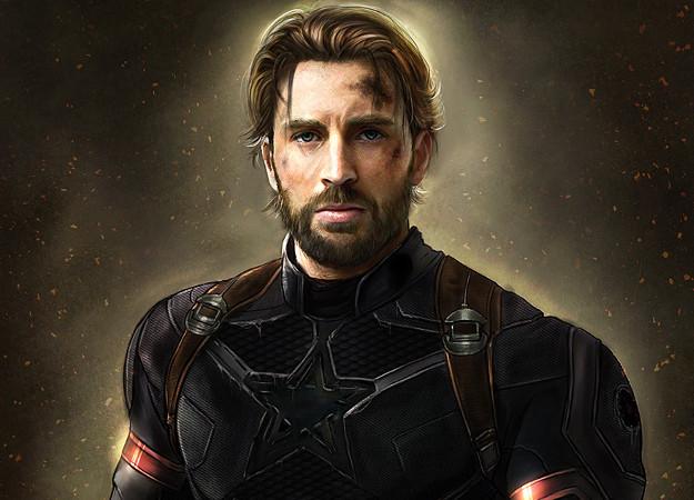 Нравится ли Капитану Америка его собственная борода в «Войне бесконечности»? | Канобу - Изображение 1