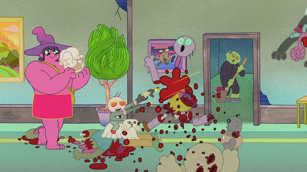 Рецензия на«Полночные откровения» — безумный ибесконечно личный сериал отсоздателя Adventure Time | Канобу - Изображение 6