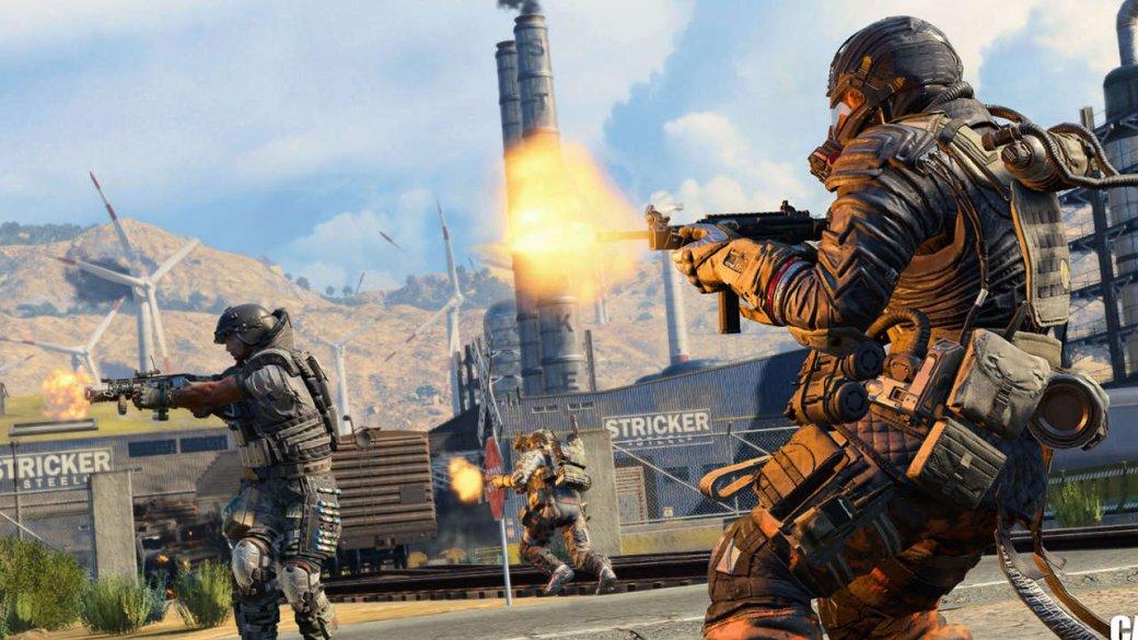 Игроки нашли баг вCoD: Black Ops 4, который дает дополнительное здоровье в«королевской битве» | Канобу - Изображение 4659