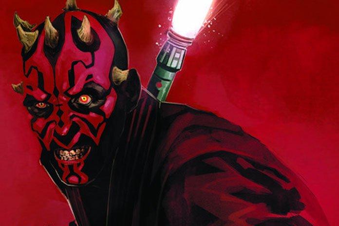 Новый комикс Star Wars расскажет про приключения Дарта Мола   Канобу - Изображение 10207