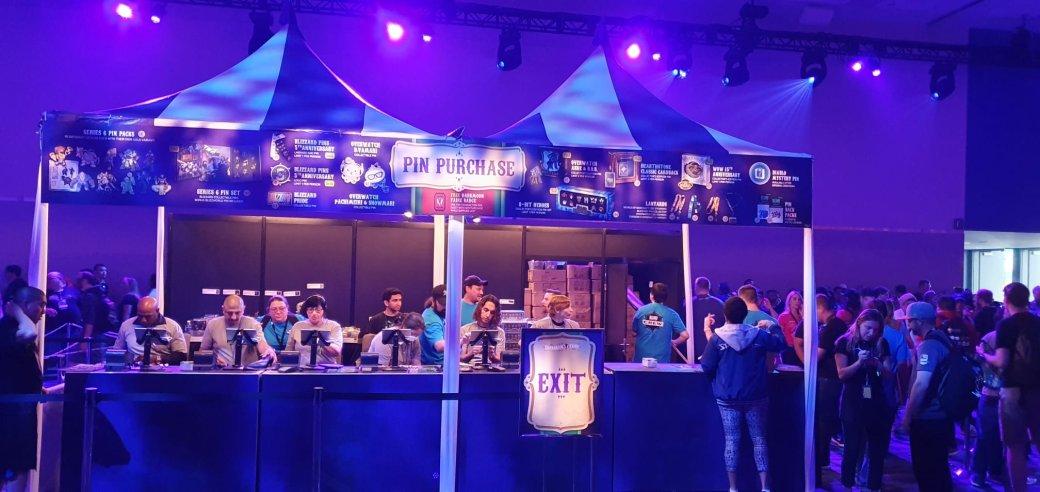 На BlizzCon в этом году развернулась настоящая Ярмарка Новолуния из World of Warcraft | Канобу - Изображение 2298