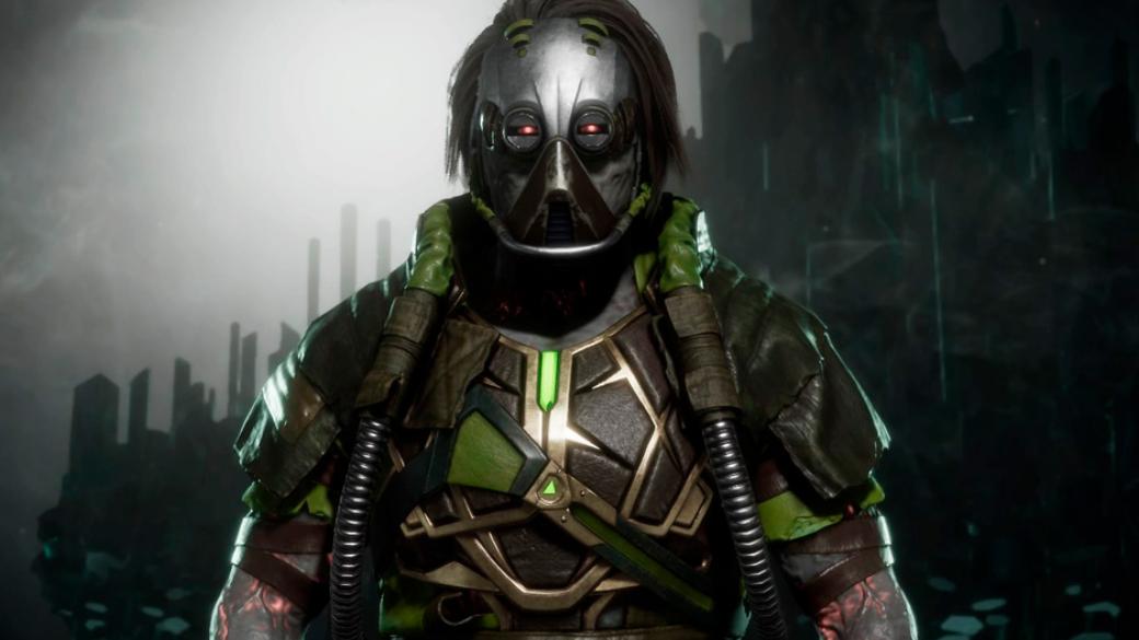 Теперь лицо Кабала в MK 11 больше не закрыто пикселями во время бруталити. Но выглядит это странно | Канобу - Изображение 1