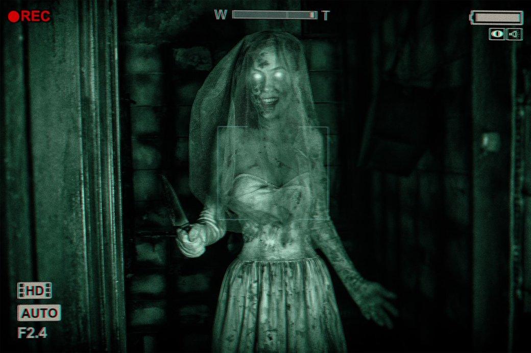 Косплей дня: жуткая невеста из игры Outlast: Whistleblower. - Изображение 10