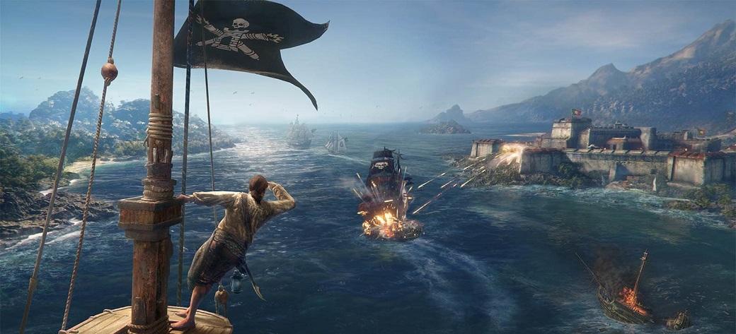 Ubisoft снимет сериал по Skull & Bones. А ведь игра еще даже не вышла | Канобу - Изображение 1