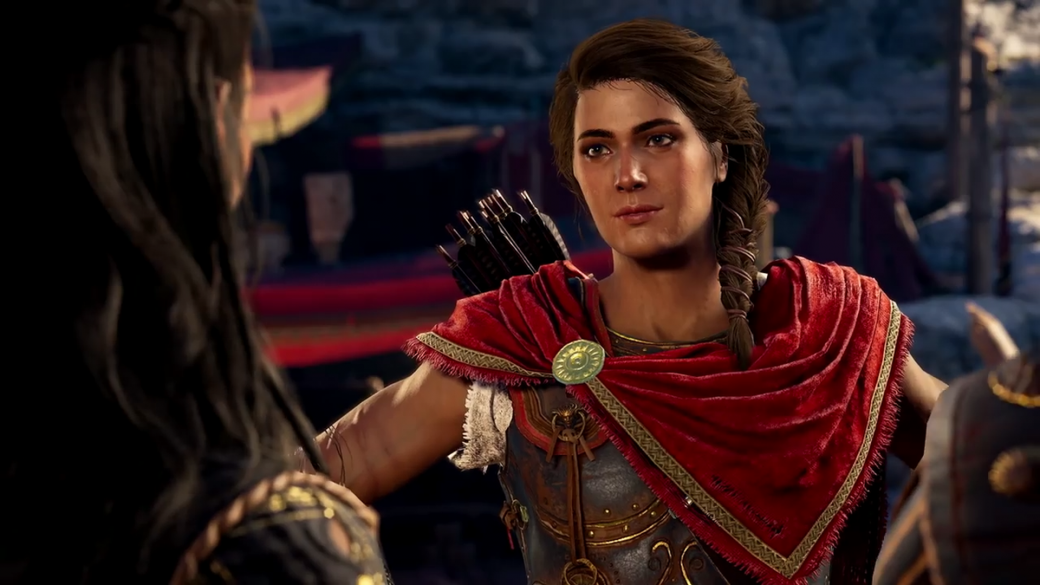 Рецензия на Assassin's Creed Odyssey. Обзор Assassin's Creed: Odyssey | Канобу - Изображение 13