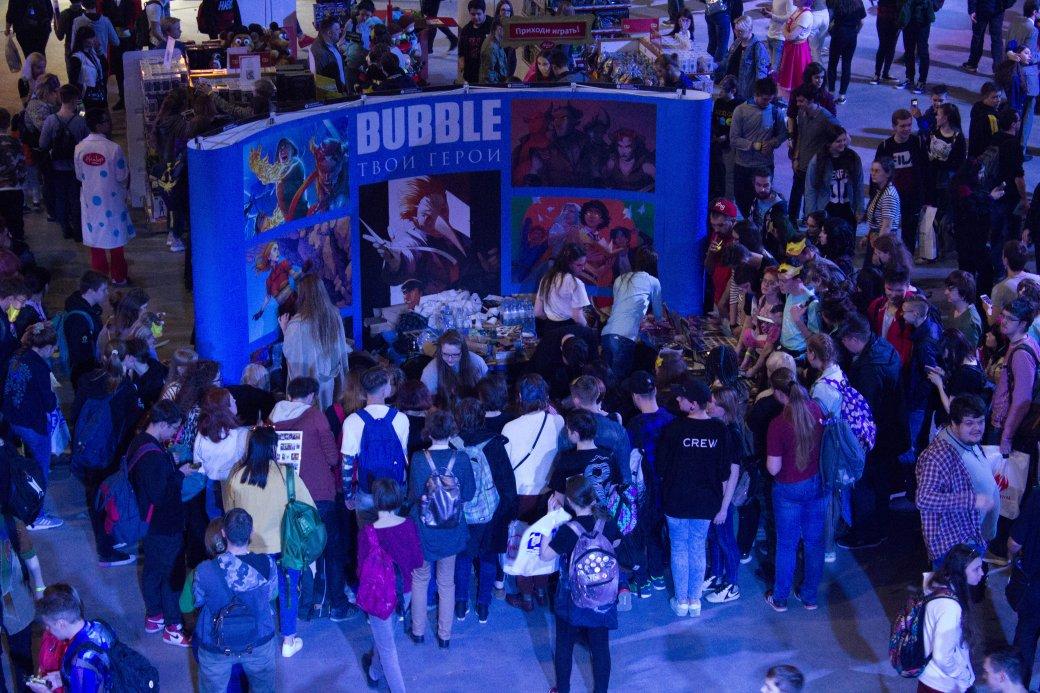 Галерея. Как прошел Bubble Fest— косплей, Крис Клэрмонт, комиксы имногое другое | Канобу - Изображение 2668