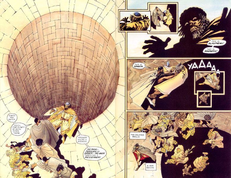 "О комиксе ""300"" | Канобу - Изображение 1"