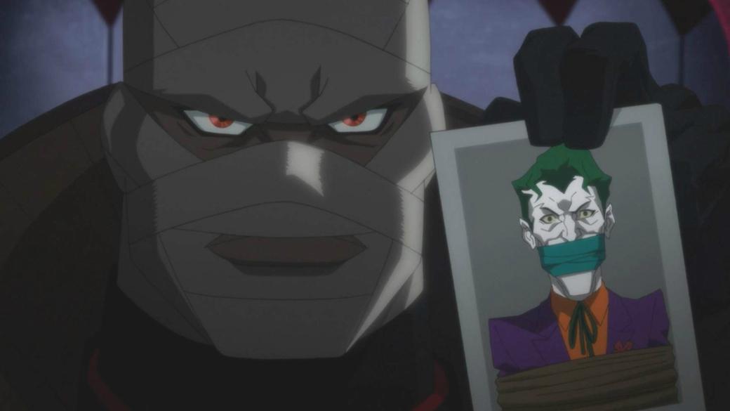 Рецензия на «Бэтмен: Тихо» (Batman: Hush) | Канобу - Изображение 11636