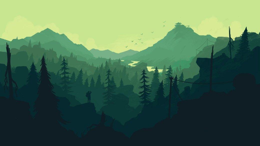 Обзор Firewatch - рецензия на игру Firewatch | Рецензии | Канобу